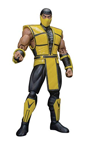 Unbekannt Mortal Kombat 3 Scorpion Storm 1/12 Scale Action Figure Standard