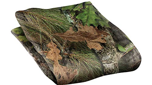 Allen Company Vanish Burlap for Hunting Blinds - Mossy Oak Break Up Country, Mossy Oak Break Up Country -12 ft x 56 in, One Size (25315)