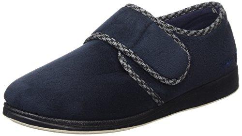 Padders Harry, Zapatillas de Estar por casa para Hombre, Azul-Azul (Navy), 41 EU