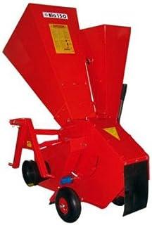 Caravaggi Bio 150 T - Triturador con toma de fuerza (diámetro: 9 cm)