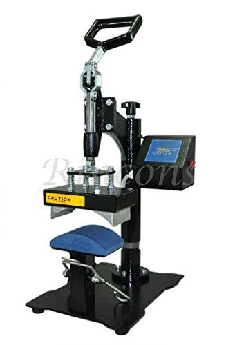 Rincons Cap Hat Heat Press Transfer Machine