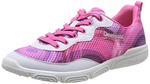 Desigual Damen Shoes Infinity Hallenschuhe, Violett (Lavender/3169), 36 EU
