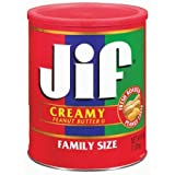Jif: Creamy Family Size Peanut Butter, 4 lb by Jif