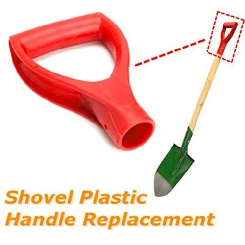 SPADE SHOVEL REPLACEMENT SPARE WOOD WOODEN SHAFT TAPERED Y HANDLE GARDEN FORK-1