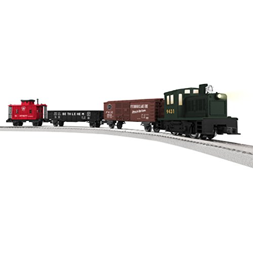 Lionel Junction Pennsylvania Diesel Train Set - O-Gauge -  682972