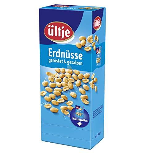 ültje Erdnüsse, geröstet und gesalzen, 1er Pack (1 x 1.4 kg)