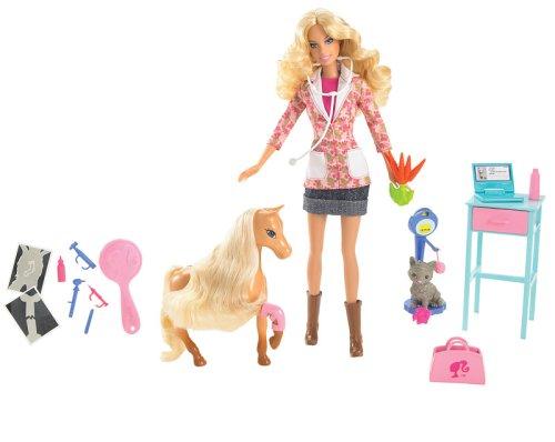 Big Sale Best Cheap Deals Barbie I Can Be...Pet Vet