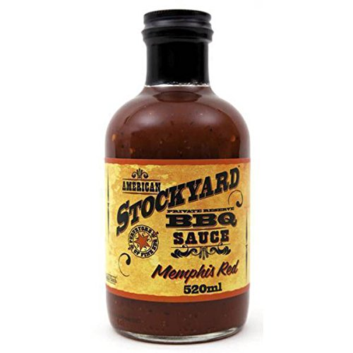 Stock Yard Memphis Red BBQ Sauce