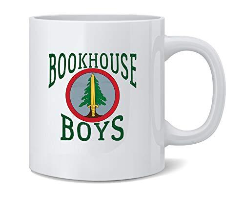 Poster Foundry Bookhouse Boys Retro Vintage Ceramic Coffee Mug Tea Cup Fun Novelty Gift 12 oz