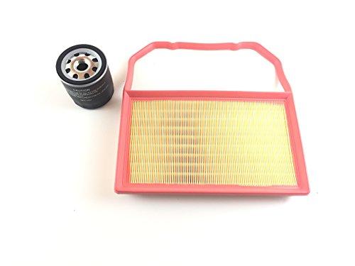Inspektionskit Filter Kit Filter Set Service Kundendienst Ölfilter Luftfilter Up Mii Citigo 1.0 1.0 Ecofuel CNG
