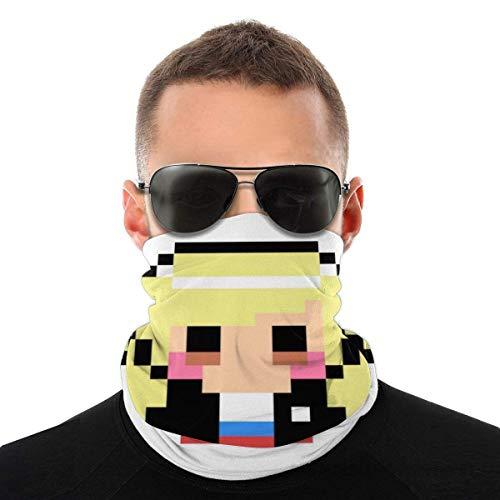 Nother Persona 5 Ann Takamaki Art Variedad bufanda para la cabeza, máscara para la cabeza, polaina para el cuello, bandana negra
