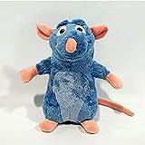 Makfacp Peluches Ratatouille Thunder Mouse, Lindos Animales de Peluche, Ratones de Peluche, muñecos de Peluche, Regalos navideños