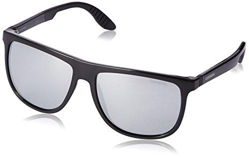 Carrera 5003/SP 3R Gafas de sol, Shiny Black Matte, 58 Unisex-Adulto