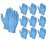 Infectiguard Disposable Nitrile Gloves Latex-Free Individually Packaged (12-Pairs)