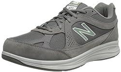 top 10 mens walking shoes New Balance 877V1 Men's Hiking Shoes, Gray, 12