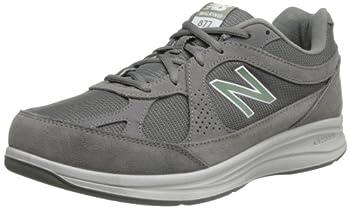 New Balance Men s 877 V1 Walking Shoe Grey 11 Wide