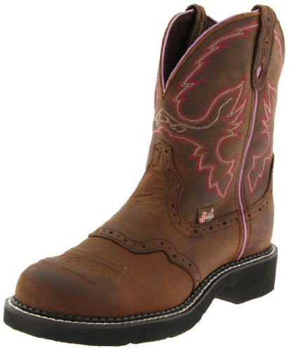 Justin Boots Women's Gypsy Boot,Aged Bark,9 B US