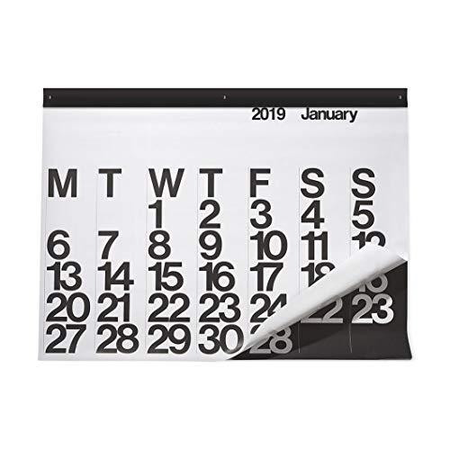 Stendig オーバーサイズ カレンダー 2019
