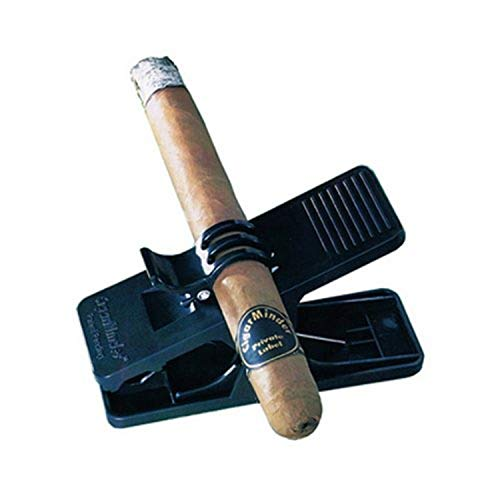 Prestige Import Group Cigar Minder Cigar Clip - Holds Cigar in Place Anywhere