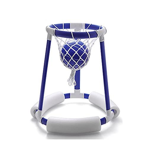 Juguete De Baloncesto Juegos De Baloncesto Inflados con Agua para Niños, Aro De Baloncesto Duradero para Piscina con Baloncesto - para Juegos Acuáticos De Verano