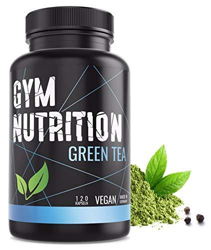 Gym Nutrition VEGAN GREEN-TEA Bild