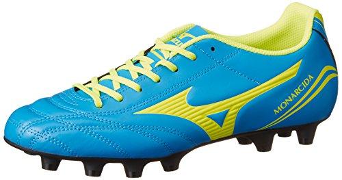 Mizuno Men Monarcida Fs Md Sky Blue Football Boots-9 UK/India (43 EU) (P1GA162344)