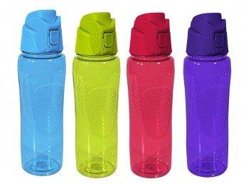 Trinkflasche Tritan Move It Sport (farblich Sortiert)