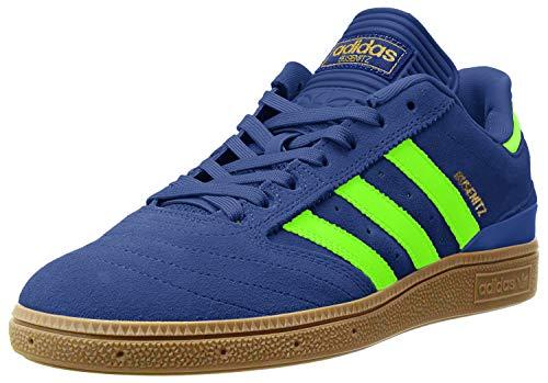 adidas Busenitz (Collegiate Royal/Solar Green/Gum) Men's Skate Shoes-8