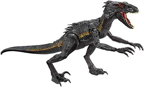 Jurassic World Dinosaurio de juguete Indoraptor luces y soni