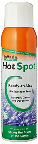 Rockwell Labs IHSF016 Invade Hot Spot Stain Remover, 1