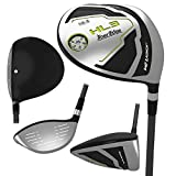 Tour Edge HKWRGR01105 Men's HL3 Driver, Right Hand, Regular, Graphite, 10.5 Degree