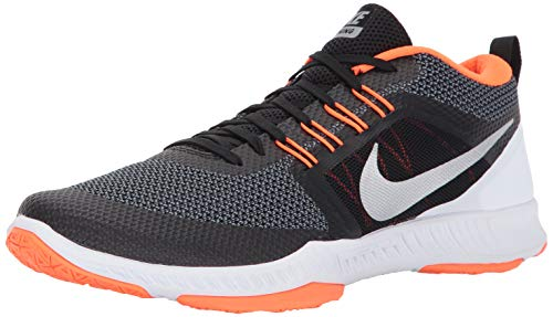 Nike NIKE Zoom Domination TR - Zapatillas Deportivas, Hombre, Negro - (Black/Metallic Silver-Cool Grey-White)