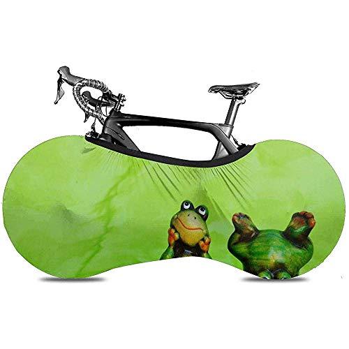Funda para Bicicleta,Frog Toys Cubierta De Bicicleta