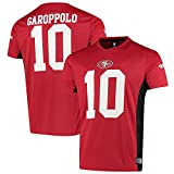 Fanatics NFL San Francisco 49ers Trikot Shirt Jimmy Garoppolo #10 Poly Mesh Jersey (L)