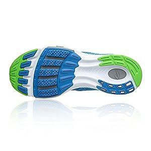 Newton Running Men's Fate II Shoe, Zapatillas Hombre, Azul (Blue/Green), 42 EU