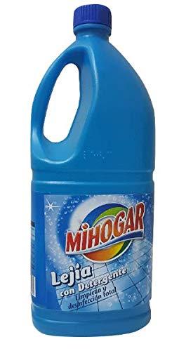 Mihogar Mihogar Lejia 2L Con Detergente 2000 ml