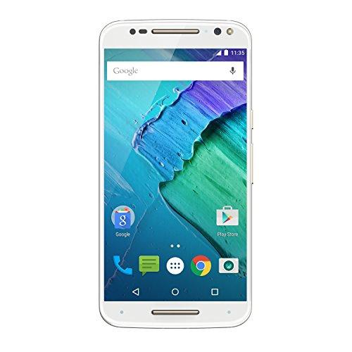 Motorola Moto X Style 4G White