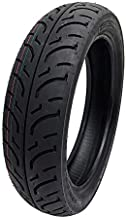 MMG Tire 120/80-16 Tube Type Front/Rear Motorcycle Scooter Interchangeable with 110/90-16, 100/100-16