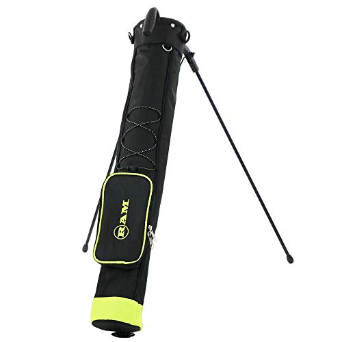RAM Golf Pitch and Putt Lightweight Golf Carry Bag