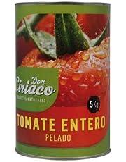 TOMATE ENTERO PELADO DON CIRIACO LATA 5 KG (1 LATA)