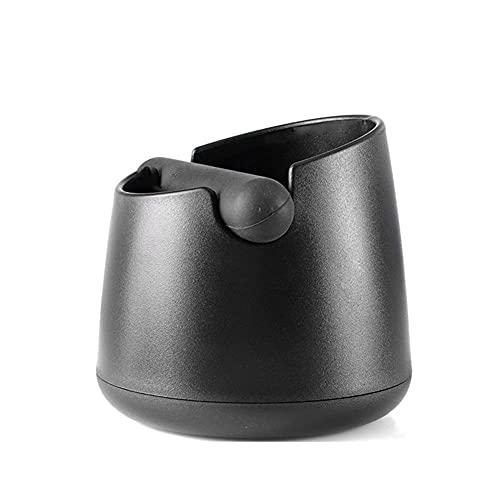 JLKDF Caja de Golpe de café, contenedor de posos de café Antideslizante, para Accesorios de Herramientas de máquina de café, Base Antideslizante, Fuerte y Resistente (D)