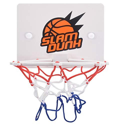 REFURBISHHOUSE Jouets De Jeu De Panier De Basket Fixé Au Mur Extérieur Intérieur pour Enfants Ensemble De Jouets Slam Dunk Cadeaux De Jouets Sportifs pour Hommes Et Femmes