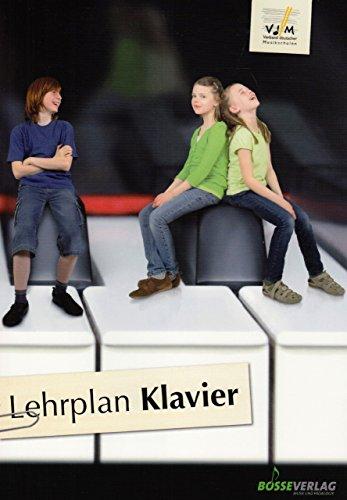 Lehrplan Klavier von Verband deutscher Musikschulen (Herausgeber) (29. Oktober 2009) Broschiert