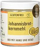 Johannisbrotkernmehl, glutenfrei von Werz