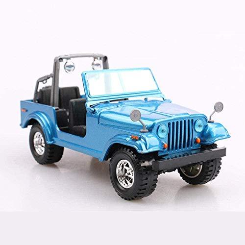 THKZH Die Cast Car Decoration 1:24 Modelli in Lega di FAMA Mondiale Modello Statico Modello di Auto Ornamenti Modello di Auto per Adulti Regali per Gli Appassionati di Auto con Scatola Originale