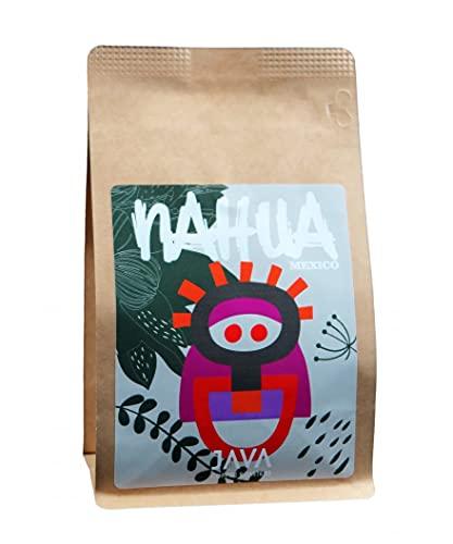 Kawa ziarnista 100% Arabika Meksyk Nahua do przelewu ekspresu przelewowego 1kg single jasno palona…k (1kg, 1)