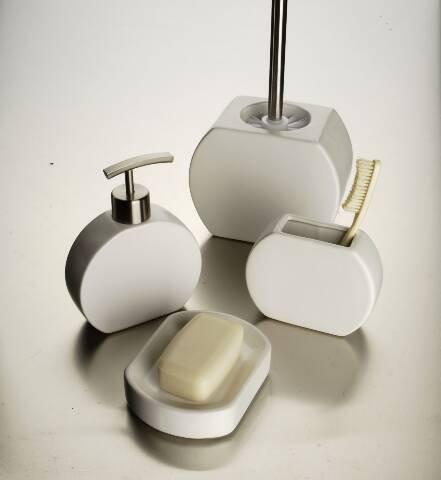 Metaform Venus Soap Spender weiß