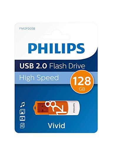 Philips USB flash drive Vivid Edition 128GB, USB2.0