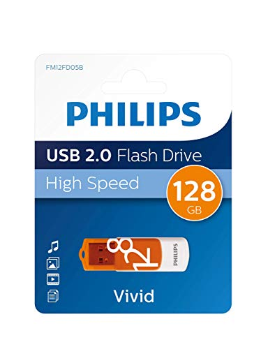 Philips USB flash drive Vivid Edition 128GB, USB2.0