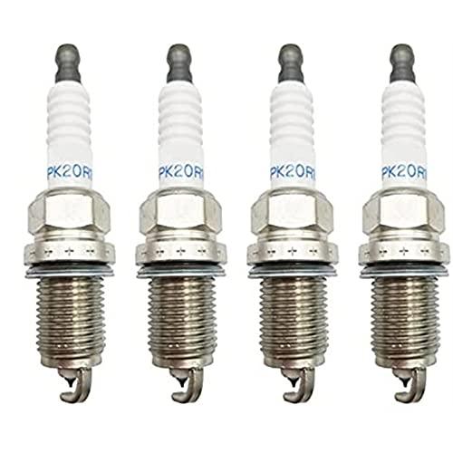 Spark Plug 4 PZ 90919-01178 Spark Plug Iridium PK20R11.